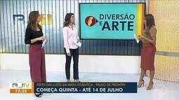 Diversão e Arte traz programação para feriado de Corpus Christi no Sul do Rio - Parte 1