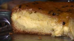 Aprenda a torta da nona Liliana