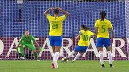 Copa em Pauta: brasileiras enfrentam seleção da França no domingo (23)