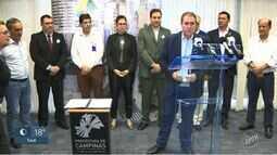 Prefeito sanciona 'Mais Médicos Campineiro' com veto à emenda para estrangeiros