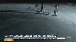 Júri popular do acusado de matar professor indígena é realizado em Balneário Piçarras