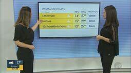 Confira a previsão do tempo para as regiões de Campinas, Ribeirão Preto e Central