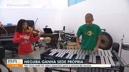 Neojiba terá sede própria após 12 anos de educação musical para crianças e adolescentes