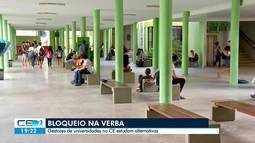Gestores de Universidades Federais no Ceará estudam alternativas para bloqueio de verbas
