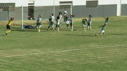 Meninas do Minas perdem para o Palmeiras na estreia do Brasileirão feminino sub-18