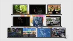 Veja obras da exposição coletiva 'Meu Brasil'