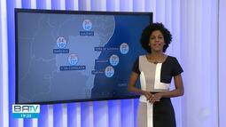 Confira a previsão do tempo para Salvador e o interior do estado