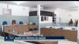 Reunião para posse de novo prefeito de Naque é adiada após vice passar mal