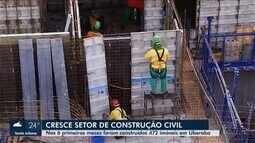 Setor de construção civil em Uberaba comemora período positivo