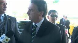 Bolsonaro: 'Por que essa pressão em cima de um filho meu?'