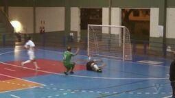 Confira como foram as semifinais da categoria cinquentão da Copa Master de Futsal