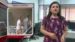G1 em 1 minuto – Acre: Médico é preso durante operação de combate à venda de anabolizantes