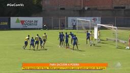 Com reforço, Bahia luta para quebrar jejum de cinco jogos sem vencer