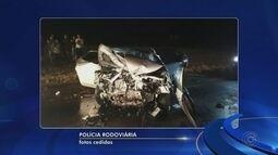 Motorista que causou acidente com duas mortes no Paraná não tem habilitação