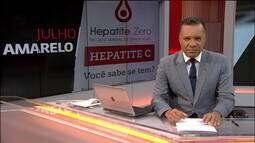 Julho amarelo: casos de hepatite C dobraram entre 2008 e 2018 no Brasil