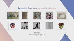 Confira obras de Frantz da exposição 'Frantz - Também e ainda pintura'