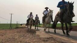 Abertas as comemorações da Semana Farroupilha no Rio Grande do Sul