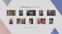 Confira a exposição 'Stockinger 100 anos'