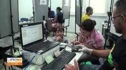 Revisão biométrica está sendo feita em Jaru