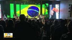 Artistas do Nordeste foram homenageados de honra na 11 edição do Troféu Gonzagão
