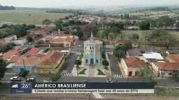 EPTV 40 Anos: Américo Brasiliense é conhecida como cidade doçura
