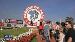'Cidade do Peão' em Barretos espera receber milhares de pessoas até domingo
