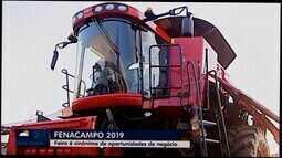 Fenacampo atrai produtores rurais da região em São Gotardo