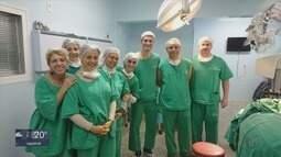 Crianças surdas recebem implante coclear pelo SUS