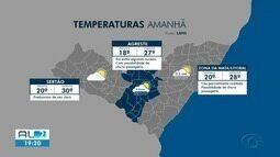 Confira a previsão do tempo para Alagoas para a sexta-feira (23)