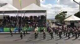 7 de Setembro em Brasília: homenagem a ex-combatentes da Força Expedicionária Brasileira