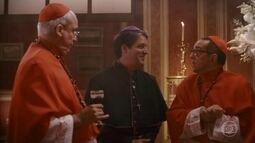 Fumaça no Vaticano I