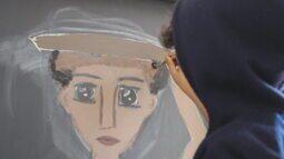 Olhar Em Pauta: alunos reproduzem obras famosas em escola de São Paulo