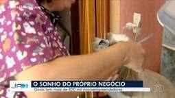 Goiás já tem 400 mil microempreendedores