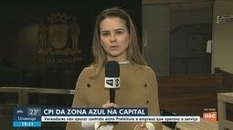 Vereadores de Florianópolis definem CPI que deve apurar contrato da Zona Azul