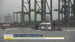 Operação conjunta coordenada pela Marinha é encerrada