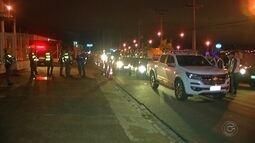 Polícia realiza Operação Direção Segura em Itapetininga