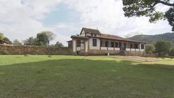 Fazenda de 200 anos resgata história de Minas Gerais