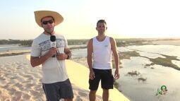 As mais duversas atrações da Praia da Baleia (bloco 2)