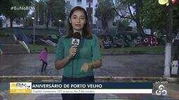 Veja a programação do aniversário de Porto Velho