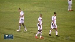 Botafogo-SP empata com Figueirense e fica fora do G-4