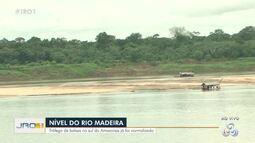 Nível do Madeira no Sul do Amazonas já está normalizado