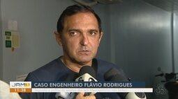 Caso engenheiro Flávio: Segundo a polícia, interrogatórios não batem