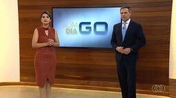 Veja os destaques do Bom Dia Goiás desta segunda-feira (14)