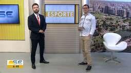 Confira os destaque do esporte com Thiago Barbosa