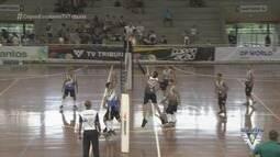 Sesc recebe abertura e primeiros jogos da Copa TV Tribuna de Voleibol Escolar