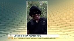 Polícia Federal investiga morte de um líder guajajara no interior do Maranhão