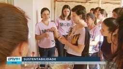Cafeicultoras participam de projeto para aprender a produzir cosméticos a partir do café