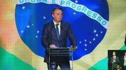 Bolsonaro anuncia o envio de projeto sobre excludente de ilicitude
