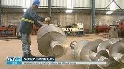 Sertãozinho tem melhor outubro em 5 anos na geração de empregos nas metalúrgicas