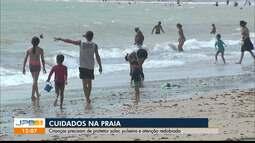Curta as praias com segurança